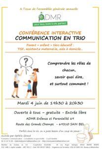 parentalité positive communication nounou TISF